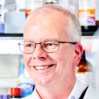 Professor James Leiper, BHF
