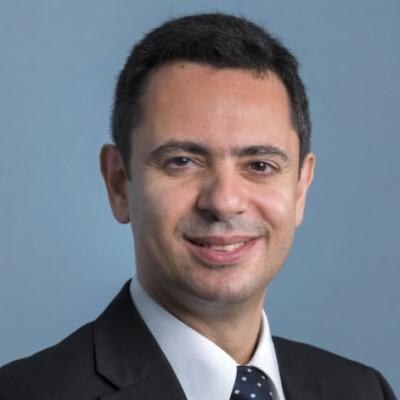 Professor Charalambos Antoniades
