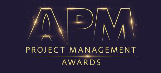 APM Project Management Awards Ceremony 2020