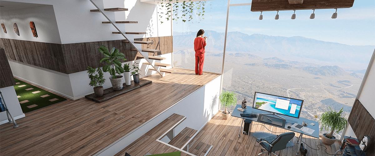 5 entlarvte Mythen darüber, wie 3D-Rendering die Innenarchitektur verändert