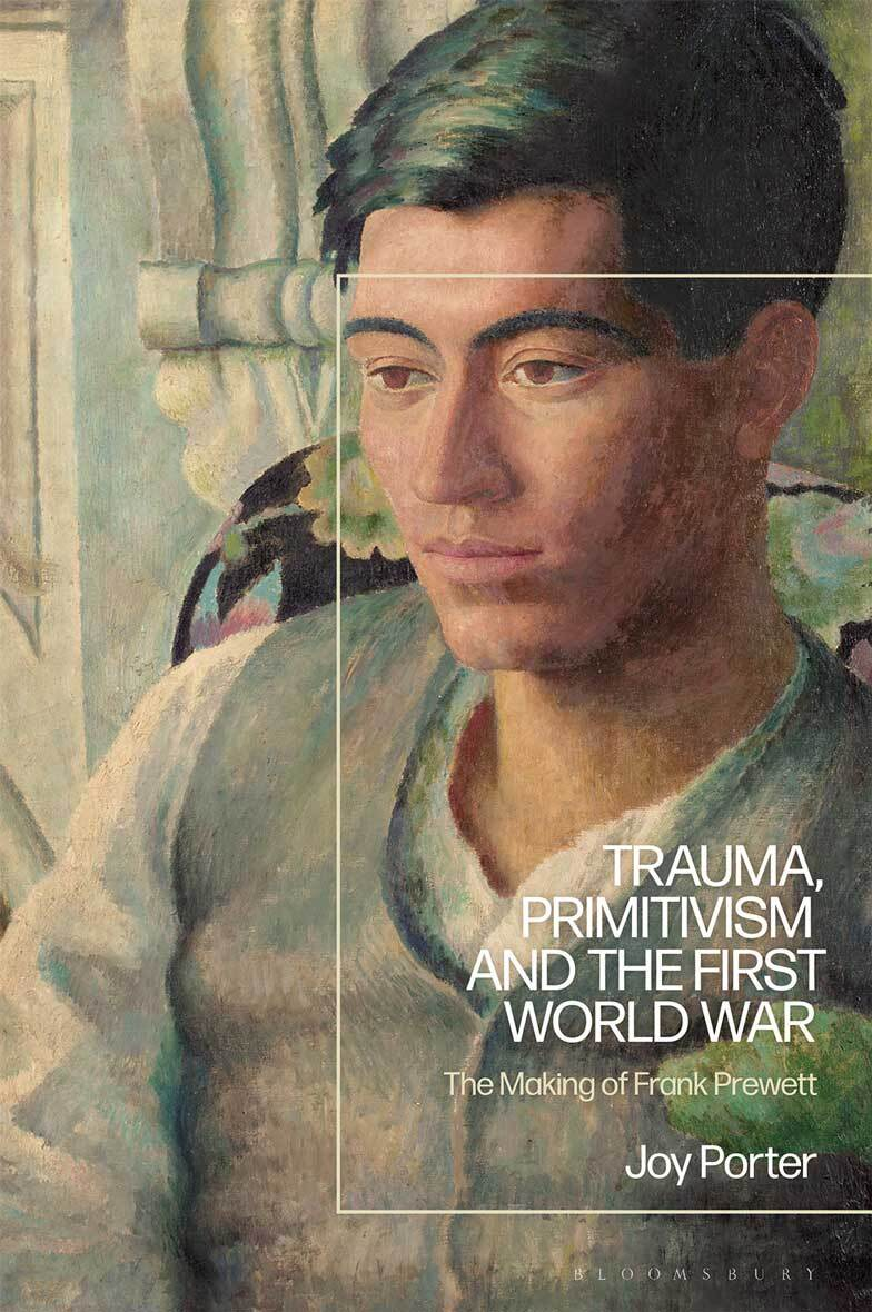 'Trauma, Primitivism and the First World War' book cover