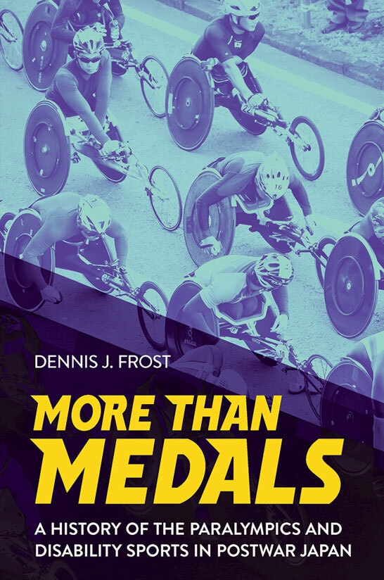 'More than Medals' book jacket