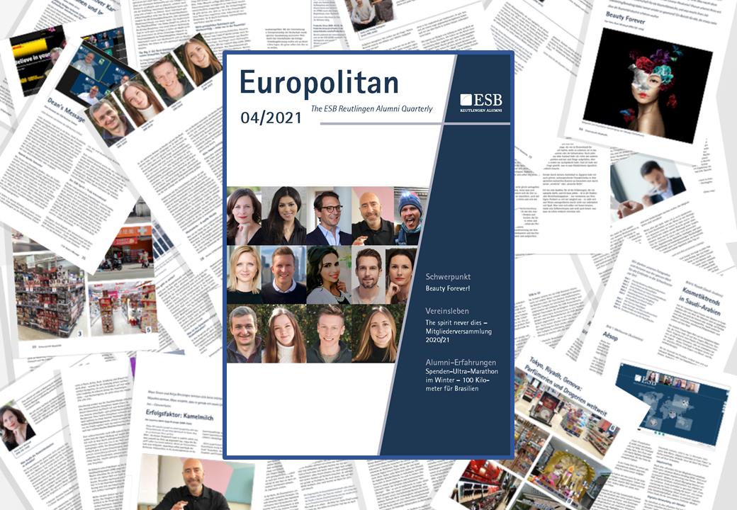 Cover Europolitan Kosmetik