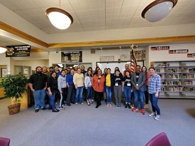 Extended Family – Hamilton High Teachers