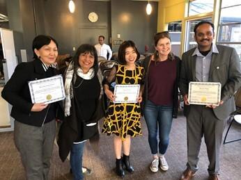 Similar postmen- Teachers from Kazakistan, America, & Vietnam