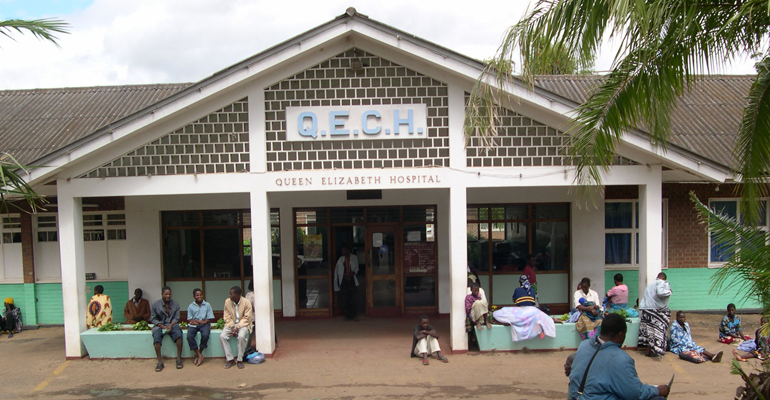 Queen Elizabeth Hospital, Malawi