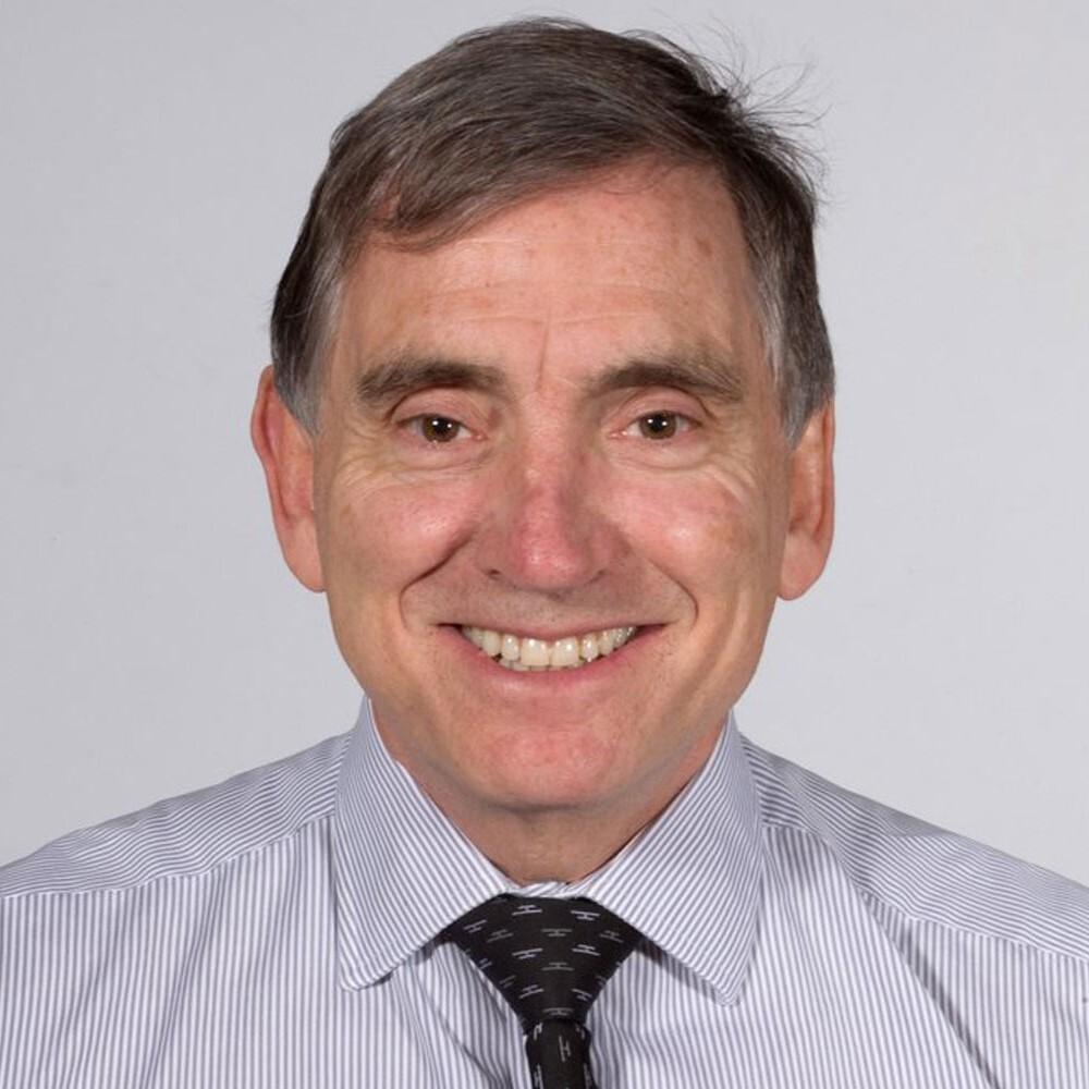 Professor John Deanfield CBE