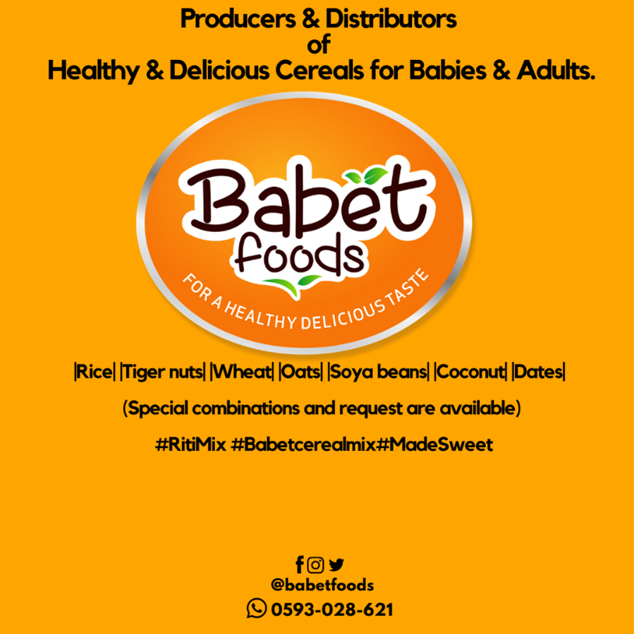Babet logo and information