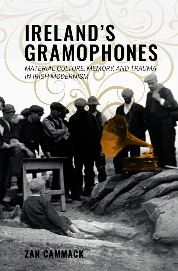 'Ireland's Gramophones' cover