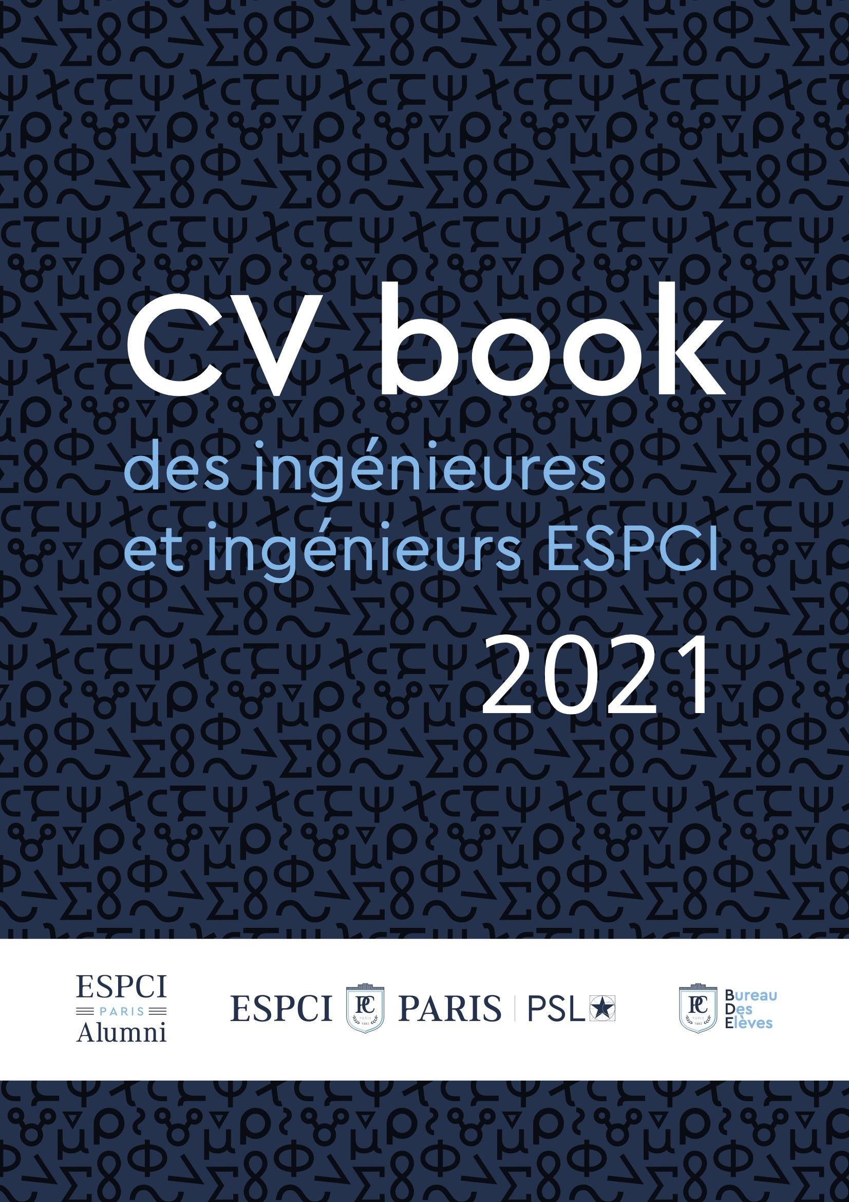 ESPCI Alumni CV Book 2021