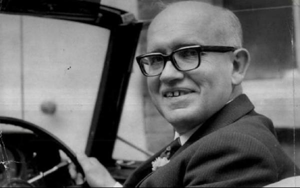 Donald Ross (1922-2014)
