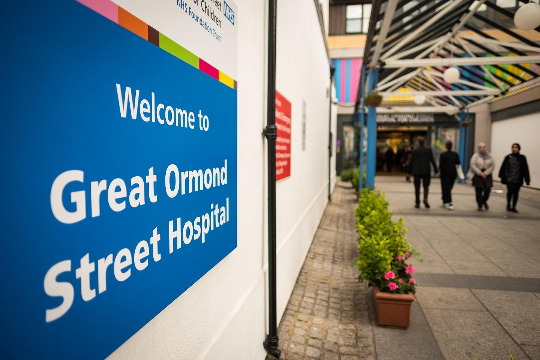 Great Ormond Street Hospital (GOSH), London