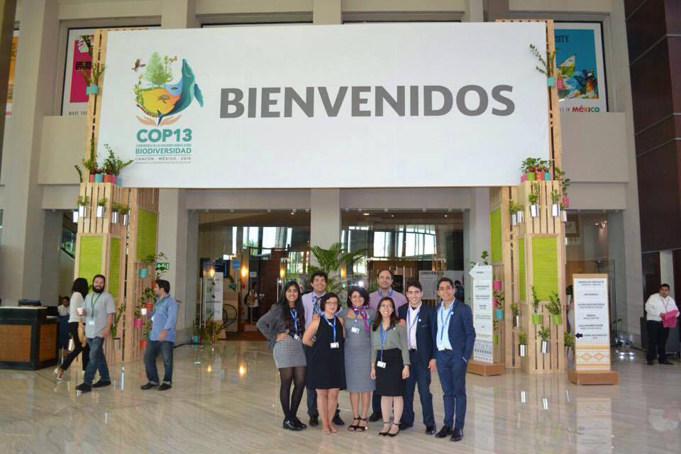 iGEM Delegates at UN CBD 2016
