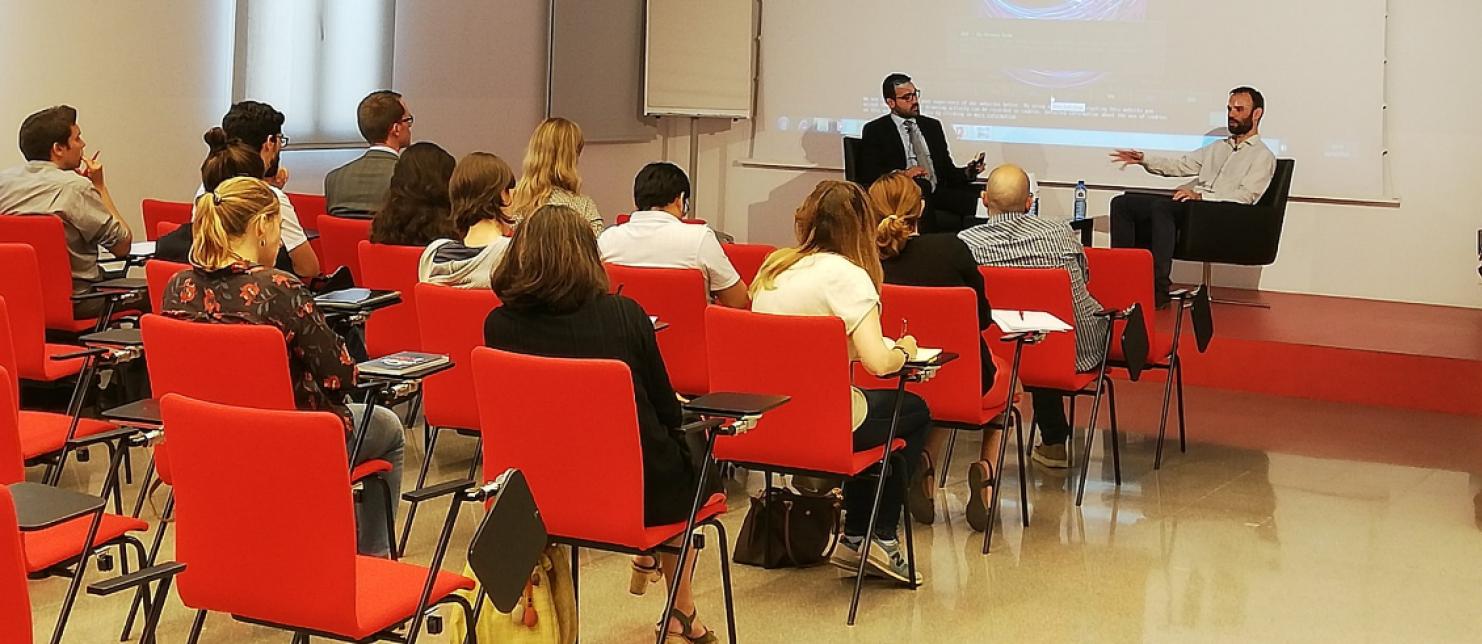 Open Session del 18 de junio sobre ciberseguridad con Sergi Cabré y Jordi Aroca