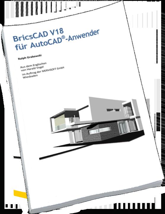 CAD Deutschland | EBook BricsCAD V18 für AutoCAD Anwender
